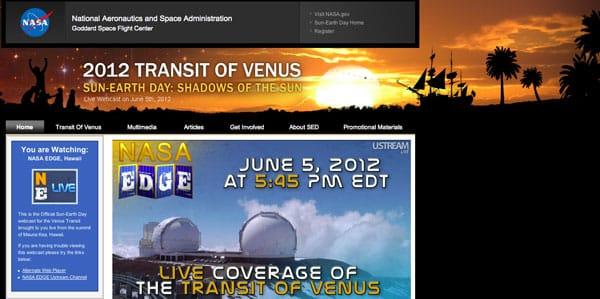 Venus Transit 2012