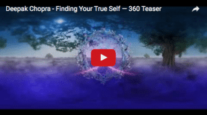 Deepak Chopra Finding your true self 360 VR